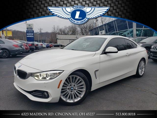 Used 2014 BMW 4 Series in Cincinnati, Ohio | Luxury Motor Car Company. Cincinnati, Ohio