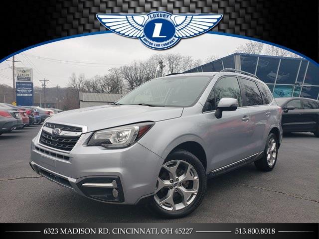 Used Subaru Forester 2.5i Touring 2018 | Luxury Motor Car Company. Cincinnati, Ohio