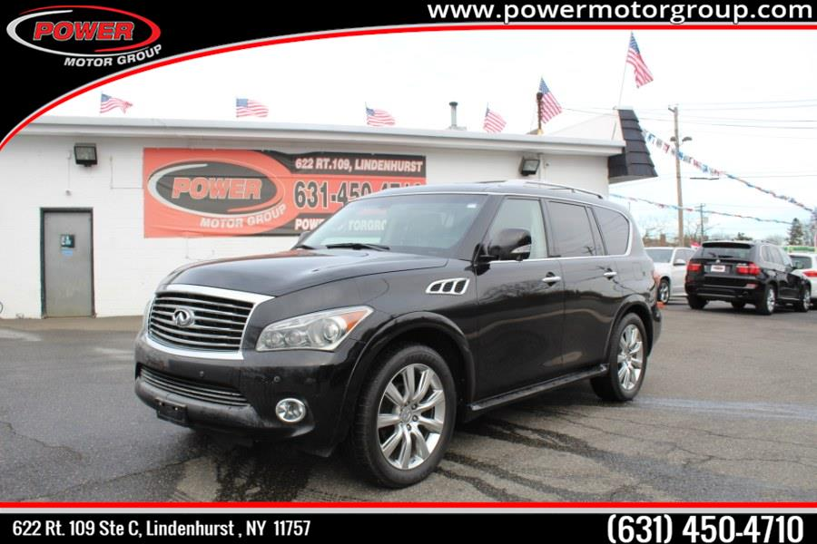 Used 2013 Infiniti QX56 in Lindenhurst , New York | Power Motor Group. Lindenhurst , New York