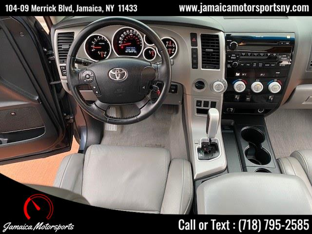 Used Toyota Tundra 4WD Truck CrewMax 5.7L V8 6-Spd AT LTD (Natl) 2008 | Jamaica Motor Sports . Jamaica, New York