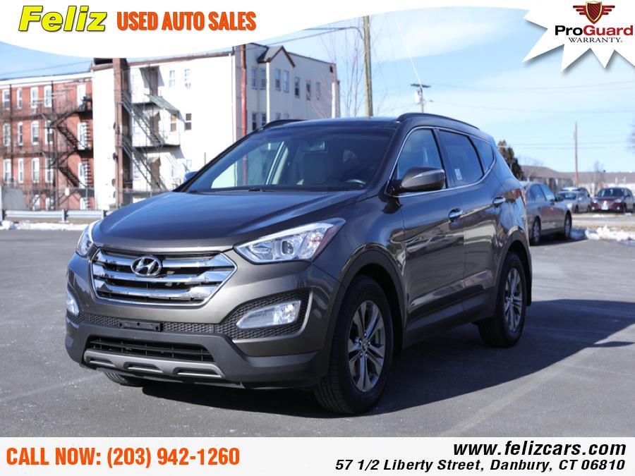 Used Hyundai Santa Fe Sport AWD 4dr 2.4 2014 | Feliz Used Auto Sales. Danbury, Connecticut