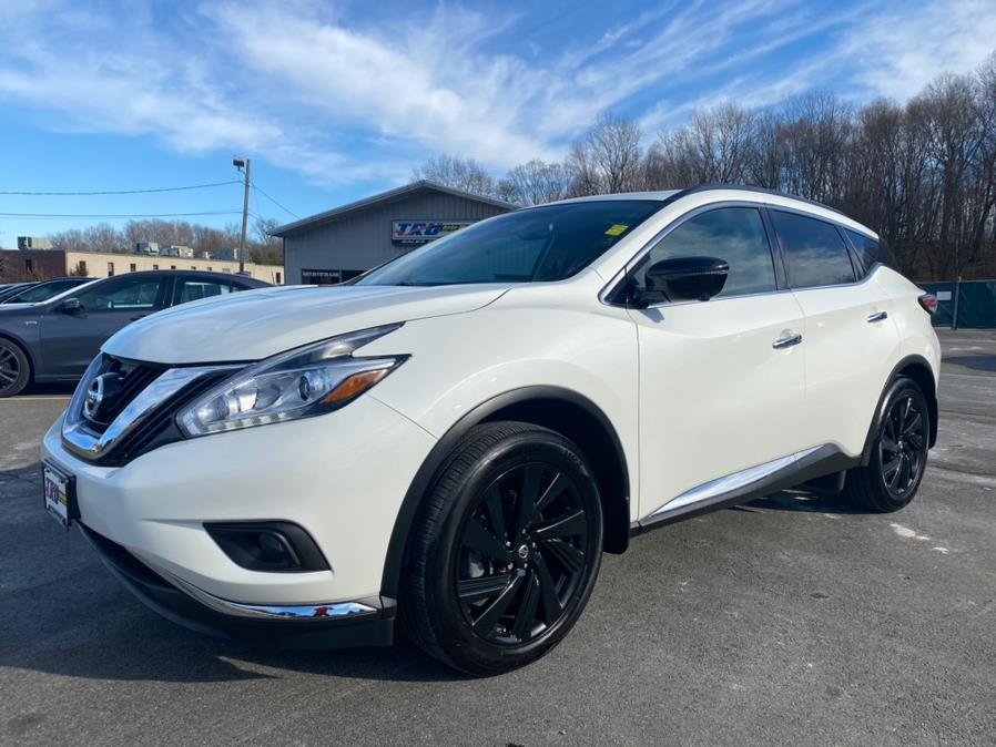 Used 2017 Nissan Murano in Berlin, Connecticut | Tru Auto Mall. Berlin, Connecticut
