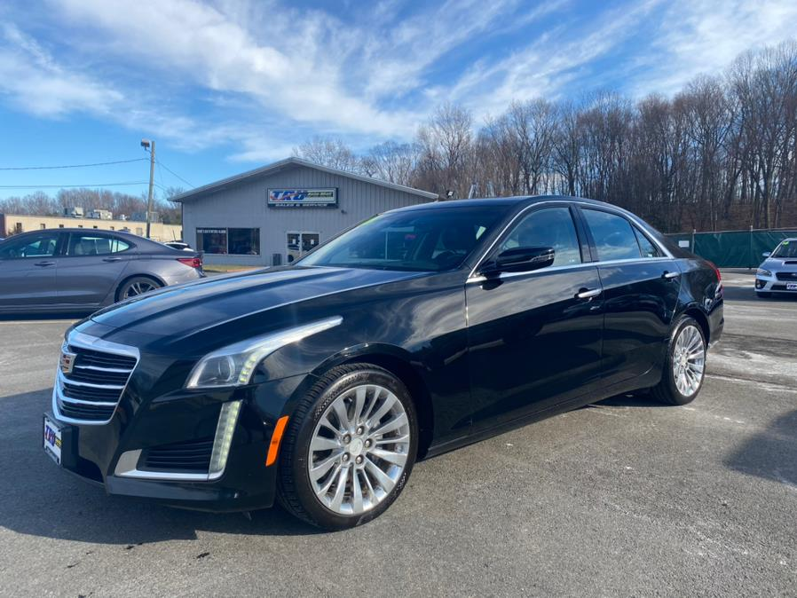 Used 2016 Cadillac CTS Sedan in Berlin, Connecticut | Tru Auto Mall. Berlin, Connecticut