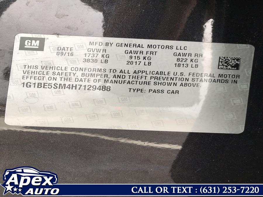 Used Chevrolet Cruze 4dr Sdn Auto LT 2017 | Apex Auto. Selden, New York