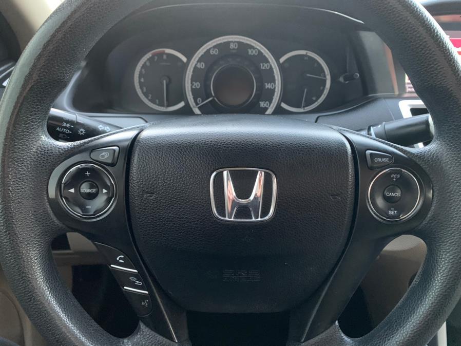 Used Honda Accord Sdn 4dr I4 CVT LX 2013 | Central Auto Sales & Service. New Britain, Connecticut