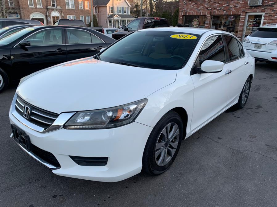 Used 2013 Honda Accord Sdn in New Britain, Connecticut | Central Auto Sales & Service. New Britain, Connecticut