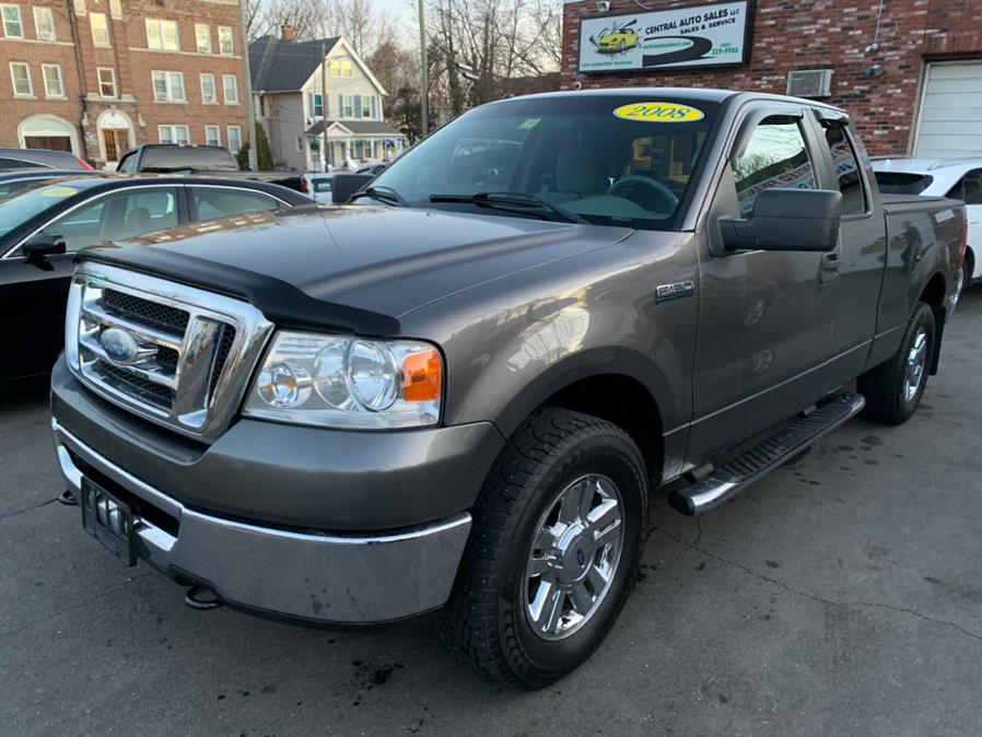 Used 2008 Ford F-150 in New Britain, Connecticut | Central Auto Sales & Service. New Britain, Connecticut
