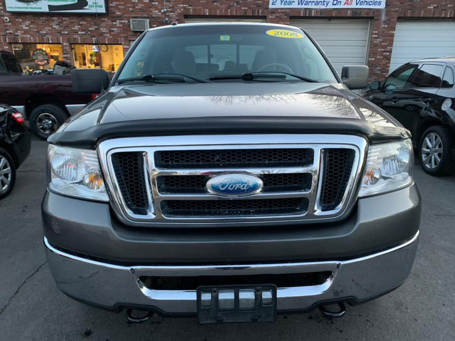 Used Ford F-150 Supercrew 2008 | Central Auto Sales & Service. New Britain, Connecticut