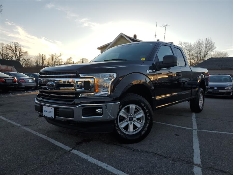 Used 2018 Ford F-150 in Springfield, Massachusetts | Absolute Motors Inc. Springfield, Massachusetts