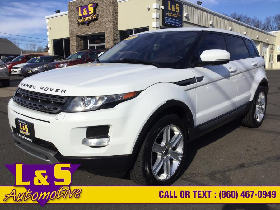Used 2013 Land Rover Range Rover Evoque in Plantsville, Connecticut | L&S Automotive LLC. Plantsville, Connecticut