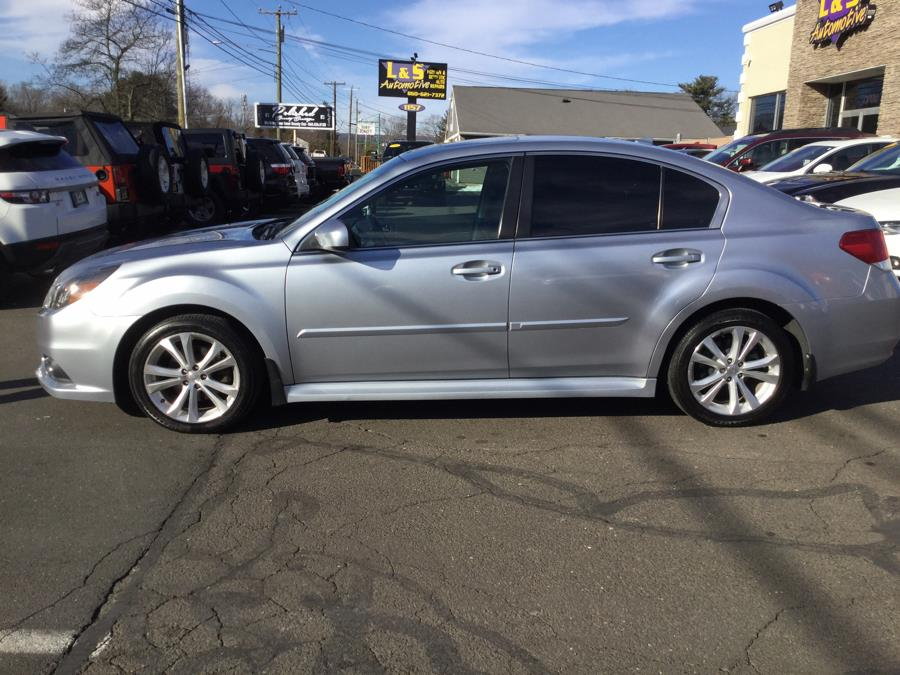 Used Subaru Legacy 4dr Sdn H4 Auto 2.5i Limited 2013 | L&S Automotive LLC. Plantsville, Connecticut