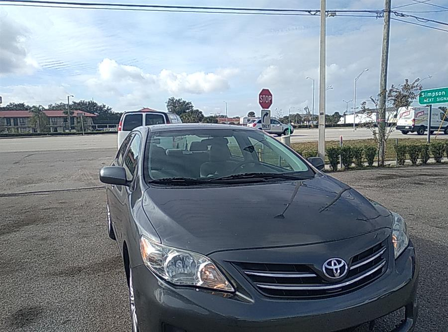Used Toyota Corolla 4dr Sdn Auto LE 2013 | Central florida Auto Trader. Kissimmee, Florida