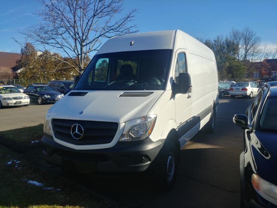 Used 2015 Mercedes-Benz Sprinter Cargo Vans in Bristol, Connecticut | Dealmax Motors LLC. Bristol, Connecticut