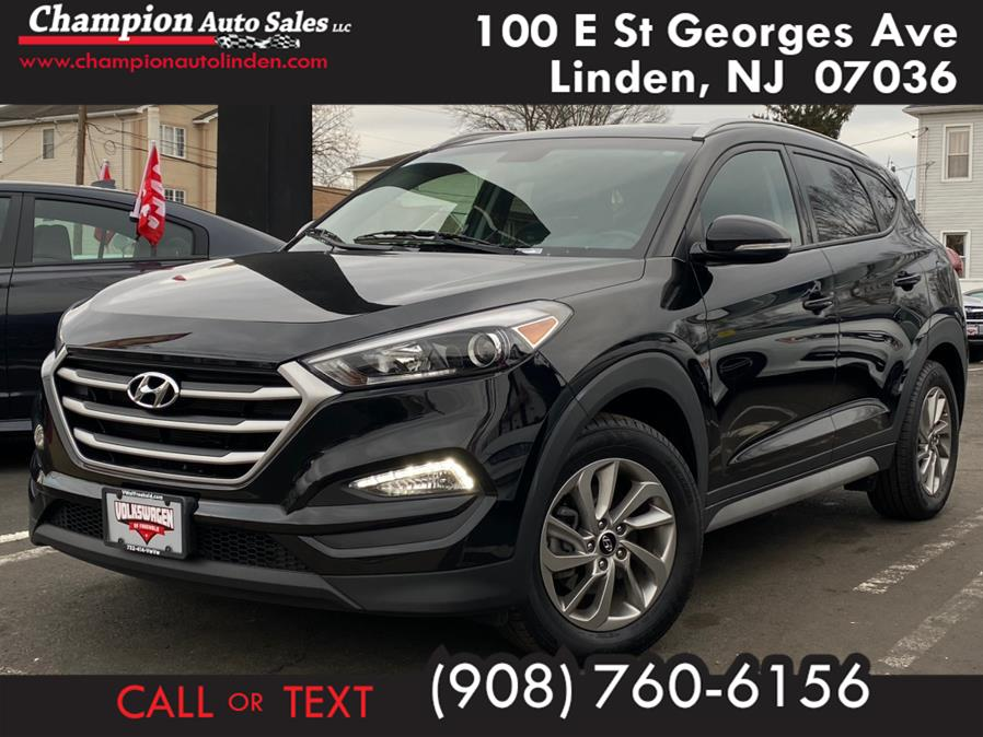 Used 2017 Hyundai Tucson in Linden, New Jersey | Champion Used Auto Sales. Linden, New Jersey