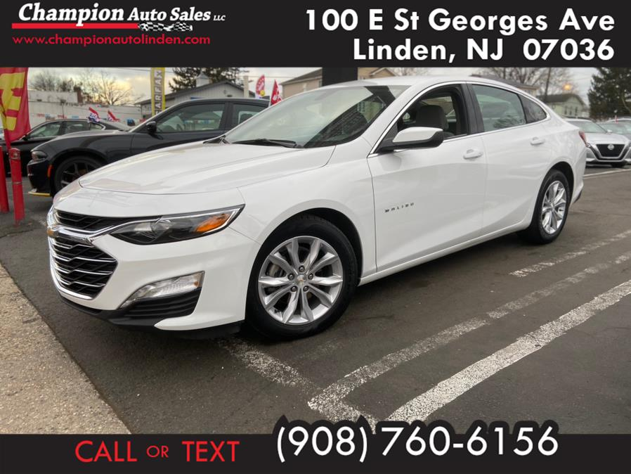 Used 2020 Chevrolet Malibu in Linden, New Jersey | Champion Used Auto Sales. Linden, New Jersey