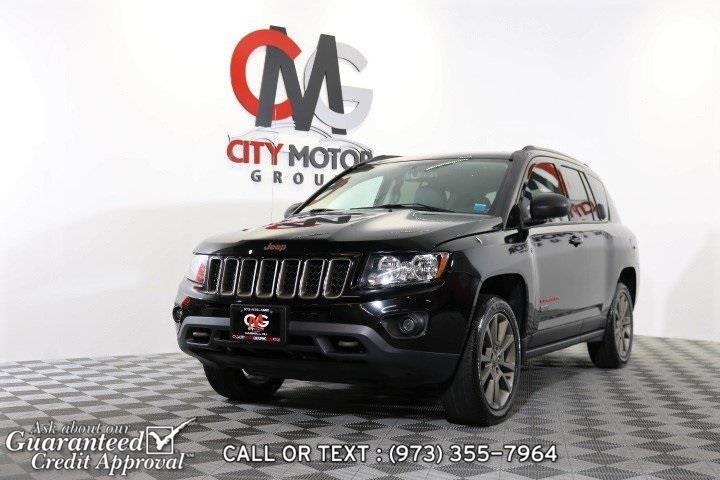 Used 2017 Jeep Compass in Haskell, New Jersey | City Motor Group Inc.. Haskell, New Jersey