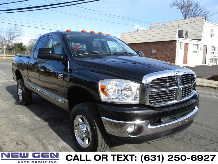 Used 2009 Dodge Ram 2500 in West Babylon, New York | New Gen Auto Group. West Babylon, New York