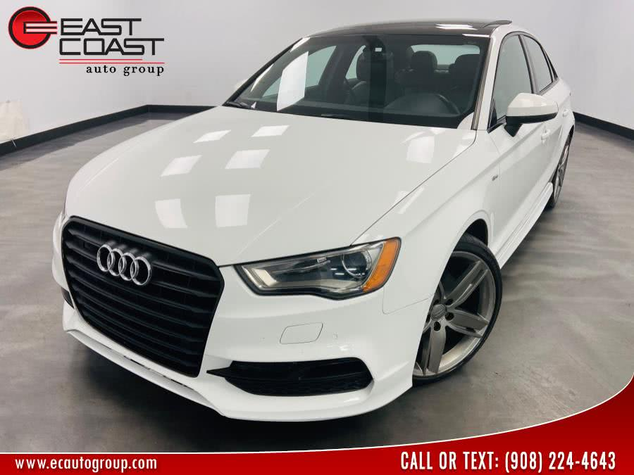 Used 2016 Audi A3 in Linden, New Jersey   East Coast Auto Group. Linden, New Jersey