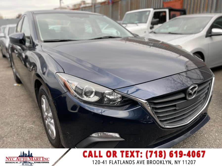 Used 2016 Mazda Mazda3 in Brooklyn, New York   NYC Automart Inc. Brooklyn, New York