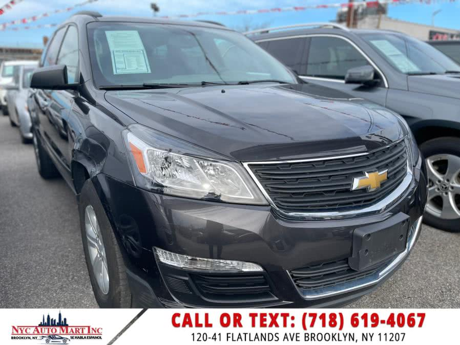 Used 2017 Chevrolet Traverse in Brooklyn, New York | NYC Automart Inc. Brooklyn, New York