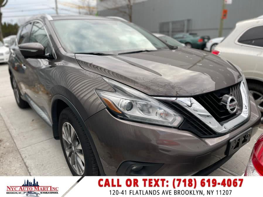 Used 2015 Nissan Murano in Brooklyn, New York | NYC Automart Inc. Brooklyn, New York
