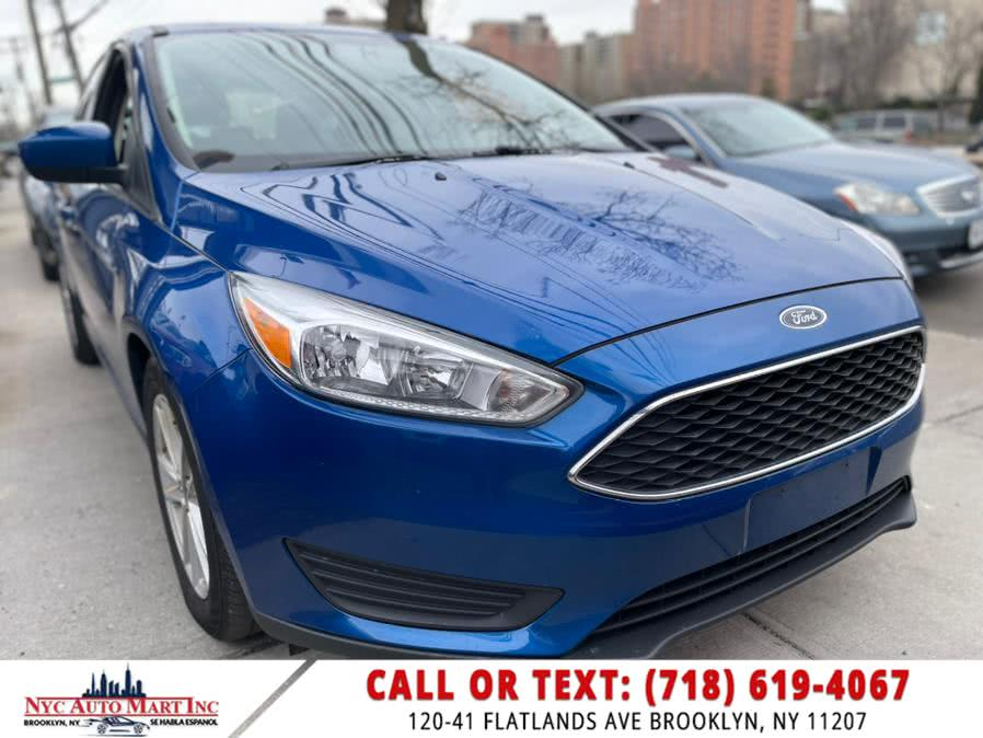 Used 2018 Ford Focus in Brooklyn, New York | NYC Automart Inc. Brooklyn, New York