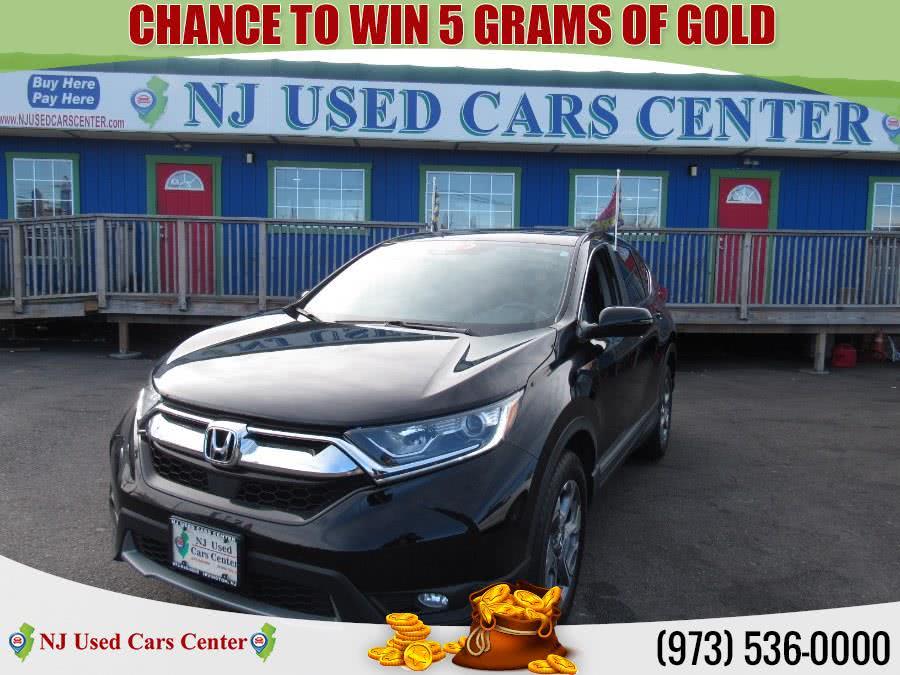 Used 2018 Honda CR-V in Irvington, New Jersey   NJ Used Cars Center. Irvington, New Jersey
