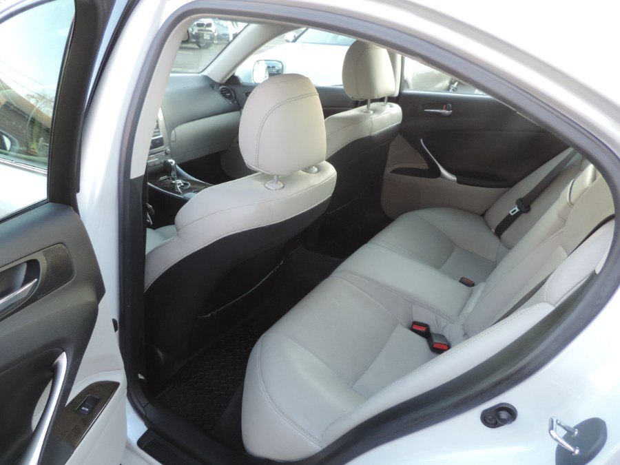 Used Lexus IS 250 4dr Sport Sdn Auto AWD 2009 | Auto Gallery. Lodi, New Jersey