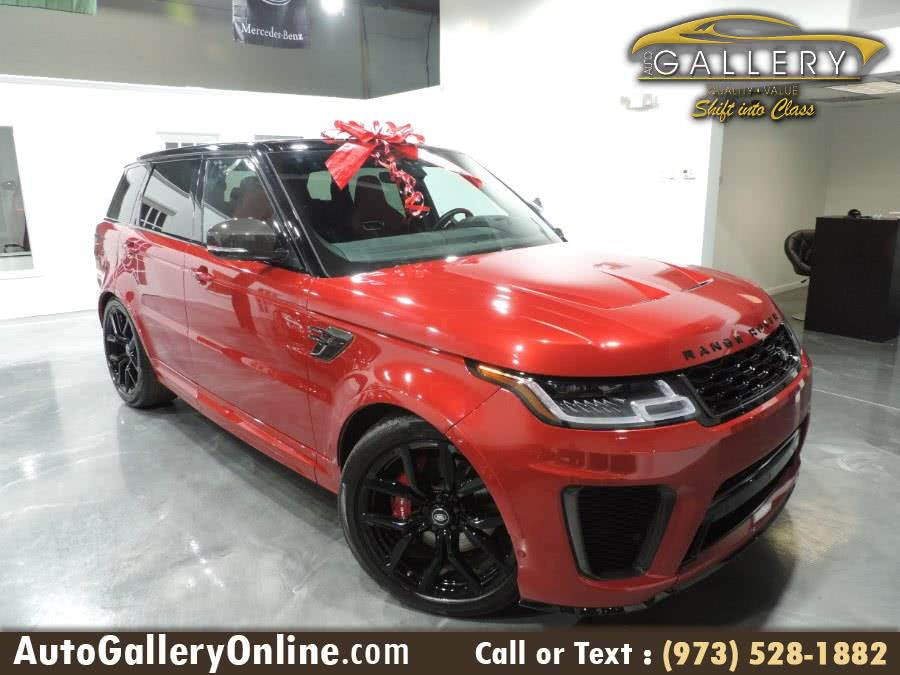 Used 2018 Land Rover Range Rover Sport in Lodi, New Jersey | Auto Gallery. Lodi, New Jersey