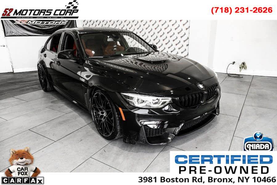 Used 2018 BMW M3 in Woodside, New York | 52Motors Corp. Woodside, New York