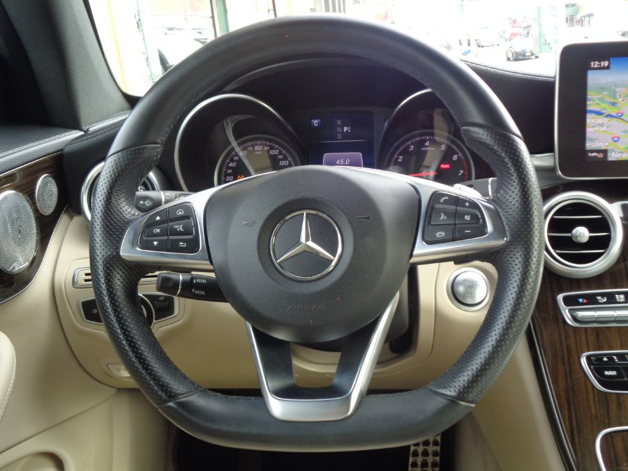 Used Mercedes-Benz C300 4MATIC Coupe //AMG Sport 2017 | Top Speed Motors LLC. Jamaica, New York