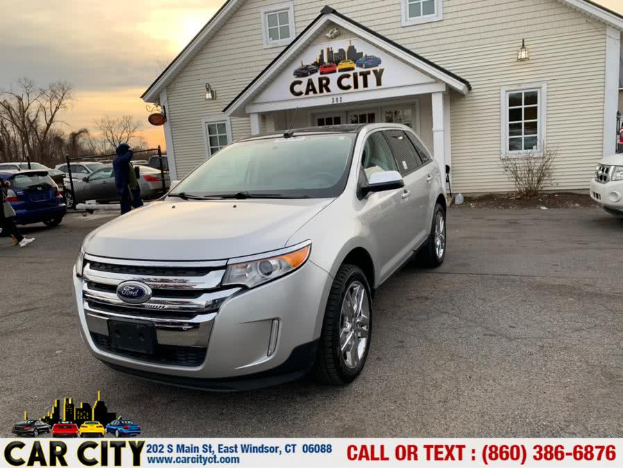 Used Ford Edge 4dr SEL AWD 2013 | Car City LLC. East Windsor, Connecticut