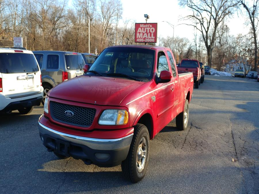 Used 2001 Ford F-150 in Chicopee, Massachusetts | Matts Auto Mall LLC. Chicopee, Massachusetts