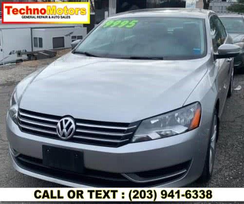 Used 2014 Volkswagen Passat in Danbury , Connecticut | Techno Motors . Danbury , Connecticut