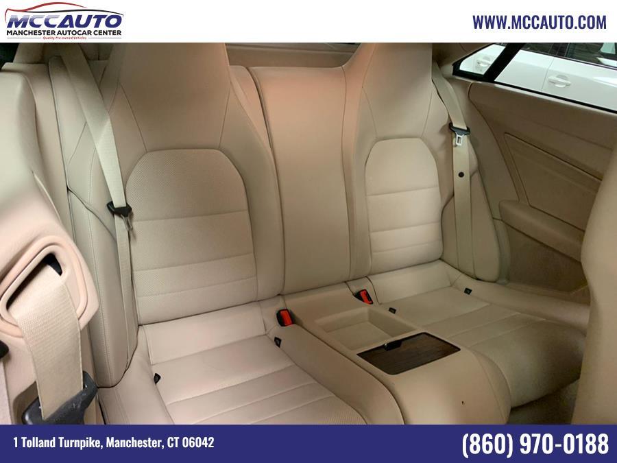 Used Mercedes-Benz E-Class 2dr Cpe E350 4MATIC 2014 | Manchester Autocar Center. Manchester, Connecticut