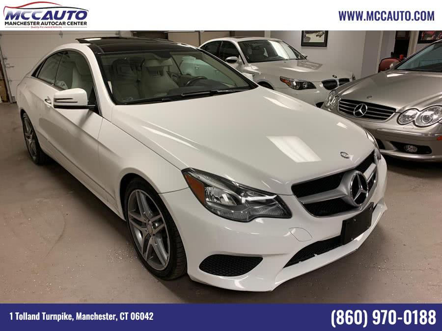 Used 2014 Mercedes-Benz E-Class in Manchester, Connecticut | Manchester Autocar Center. Manchester, Connecticut