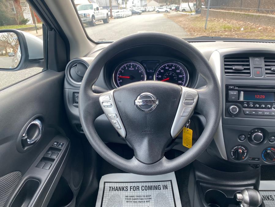 Used Nissan Versa 4dr Sdn CVT 1.6 SV 2016 | Daytona Auto Sales. Little Ferry, New Jersey