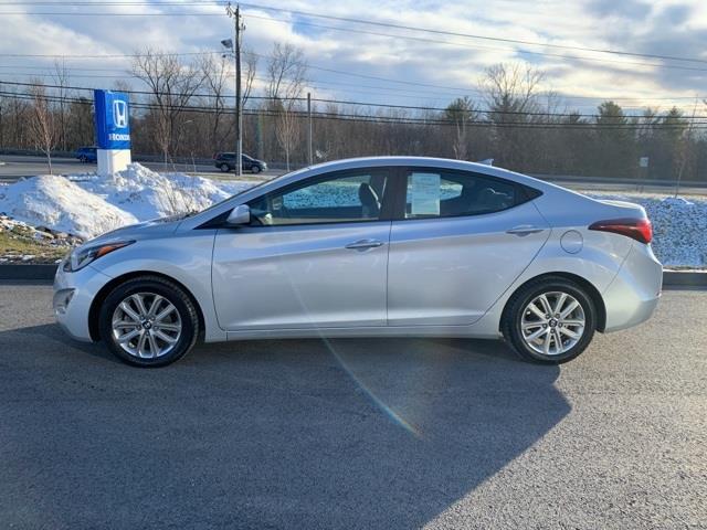 Used Hyundai Elantra SE 2014 | Sullivan Automotive Group. Avon, Connecticut
