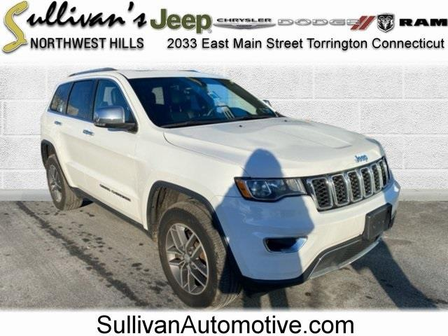 Used Jeep Grand Cherokee Limited 2018 | Sullivan Automotive Group. Avon, Connecticut