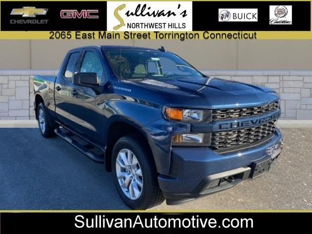 Used 2020 Chevrolet Silverado 1500 in Avon, Connecticut | Sullivan Automotive Group. Avon, Connecticut