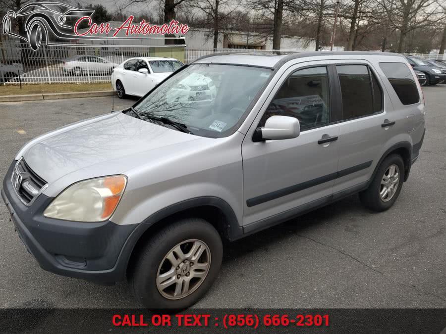 Used Honda CR-V 4WD EX Auto 2003 | Carr Automotive. Delran, New Jersey