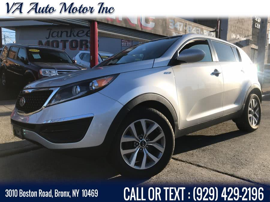 Used 2016 Kia Sportage in Bronx, New York | VA Auto Motor Inc. Bronx, New York