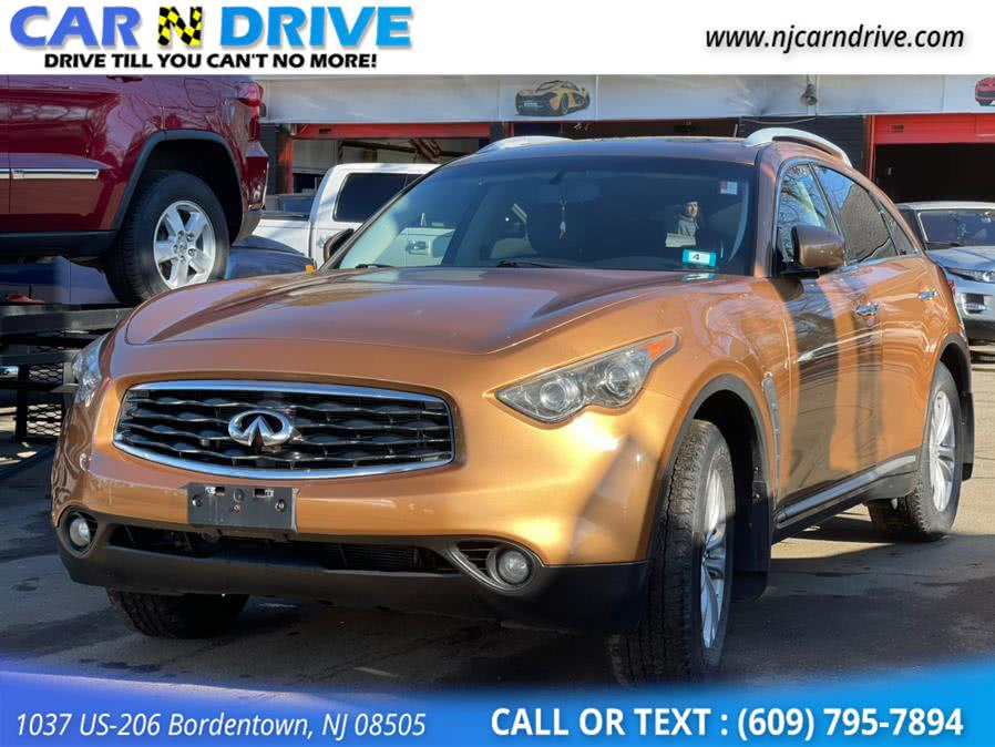 Used Infiniti Fx FX35 AWD 2009 | Car N Drive. Bordentown, New Jersey
