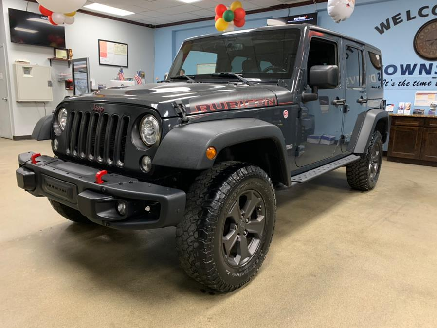 Used Jeep Wrangler Unlimited RECON EDITION Rubicon Hard Rock 4x4 *Ltd Avail* 2017 | 5 Towns Drive. Inwood, New York