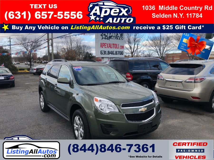 Used 2015 Chevrolet Equinox in Patchogue, New York | www.ListingAllAutos.com. Patchogue, New York