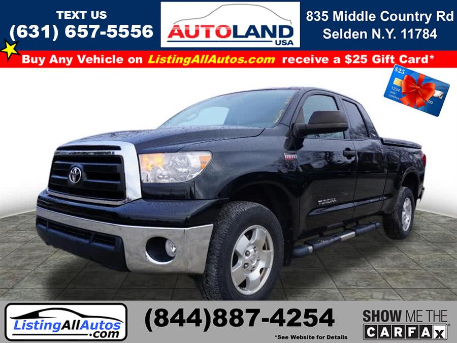 Used 2013 Toyota Tundra in Patchogue, New York | www.ListingAllAutos.com. Patchogue, New York