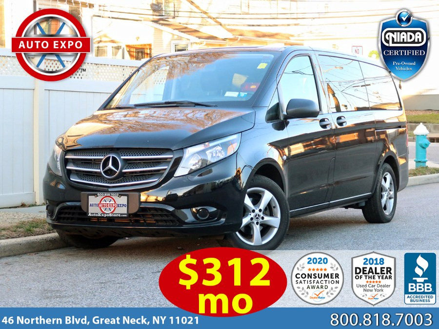 Used Mercedes-benz Metris Passenger 2020 | Auto Expo Ent Inc.. Great Neck, New York