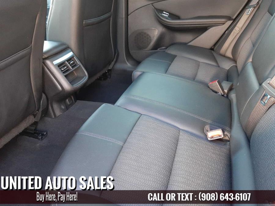 Used Chevrolet Impala LT 2018   United Auto Sale. Newark, New Jersey