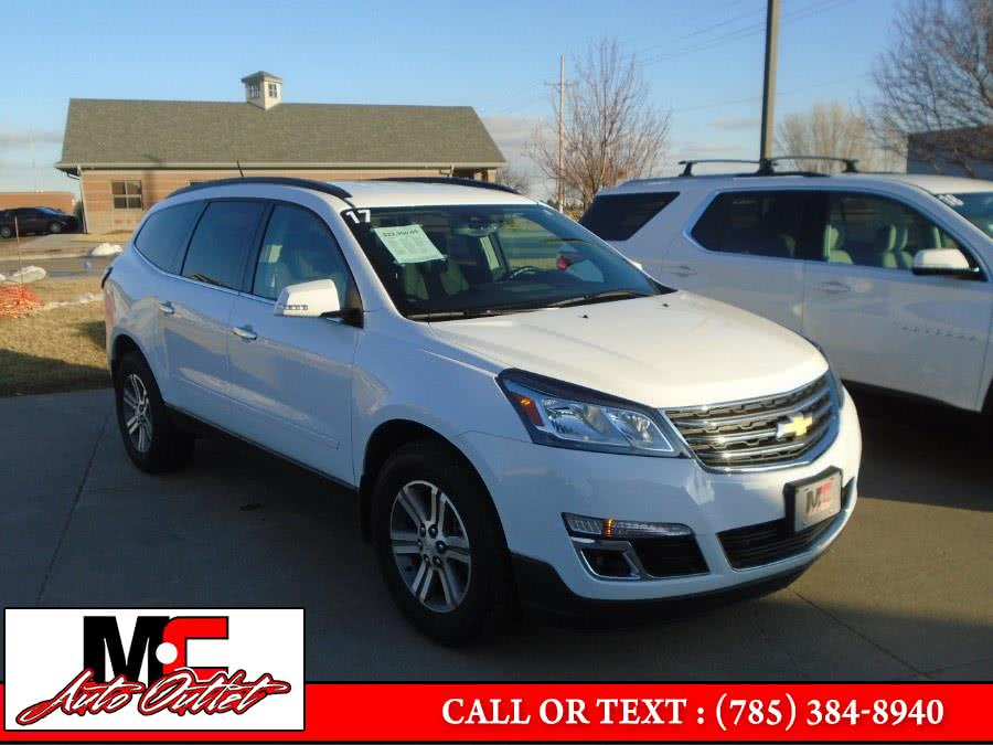Used 2017 Chevrolet Traverse in Colby, Kansas | M C Auto Outlet Inc. Colby, Kansas