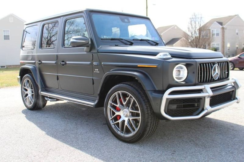 Used Mercedes Benz G63  AMG 2020 | Morsi Automotive Corp. New Castle, Delaware